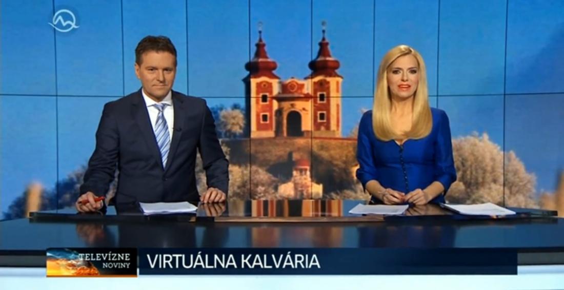 virtualna kalvaria