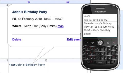 Modul Kalendár - správa dátumových udalostí