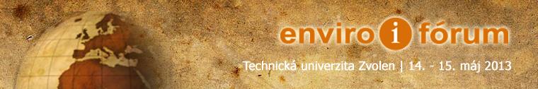 Enviro i Fórum 2013
