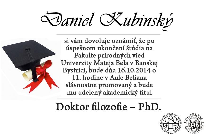 Promočné oznámenie FPV UMB Banská Bystrica