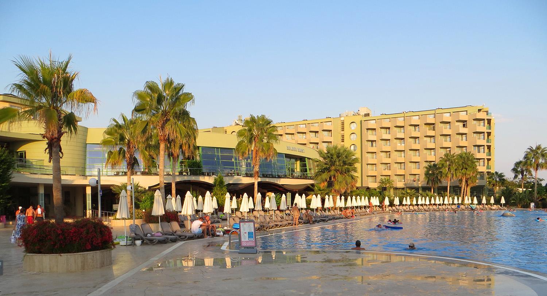 Recenzia hotela Von Resort Golden Coast ***** (Turecko)