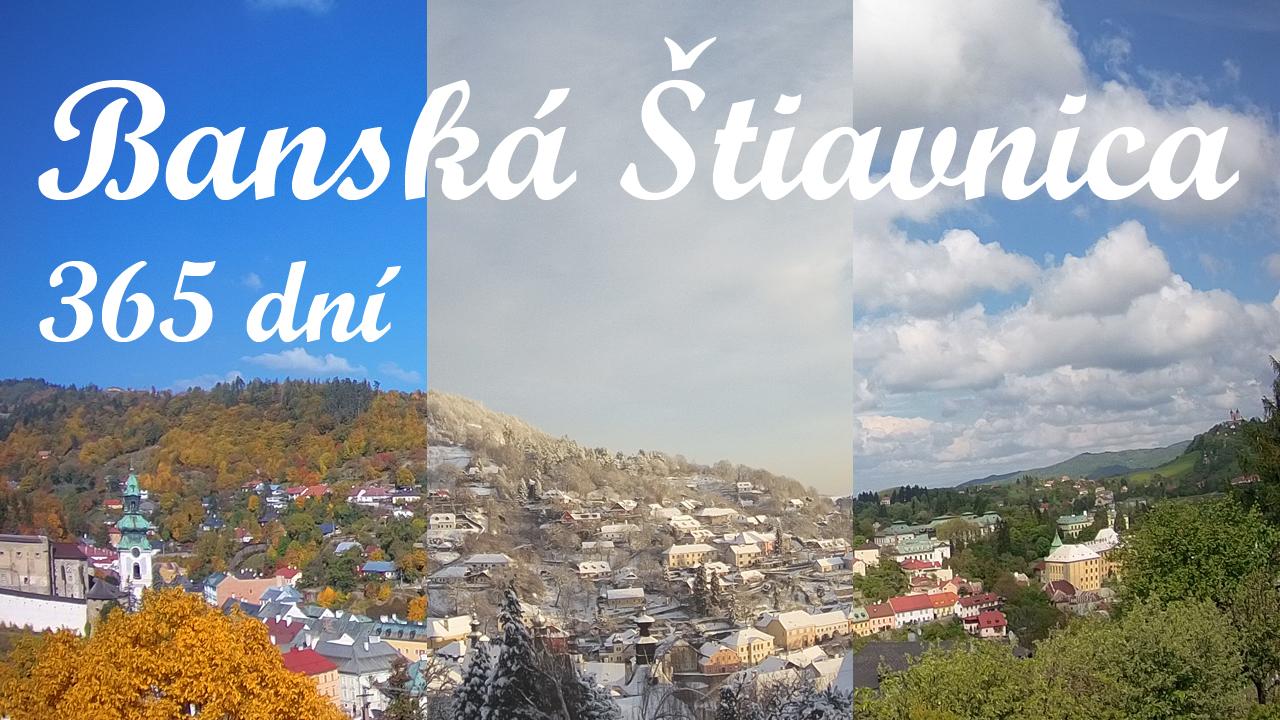 Banská Štiavnica | Ročný časozber