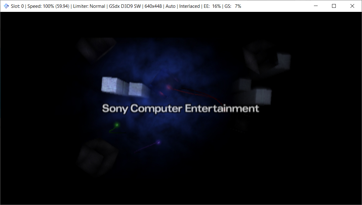 Spustenie hry z PlayStation 2 (PS2) na počítači