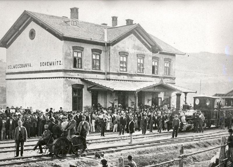 Stanica Banská Štiavnica