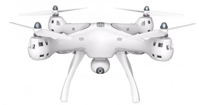 Využitie nízko nákladového drona pre mapovanie územia