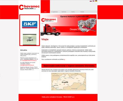 Chovanec Truck Shop