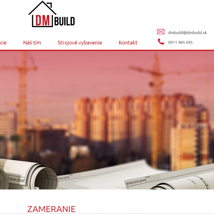 DM Build