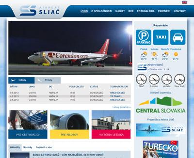 Medzinárodné letisko Sliač