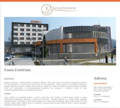 Luna Centrum