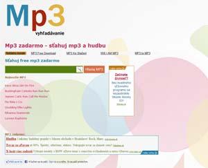 Sťahuj MP3 zadarmo