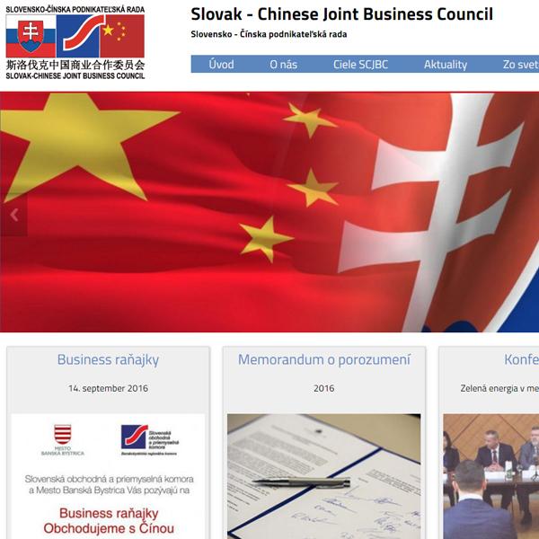 Slovensko - Čínska podnikateľská rada