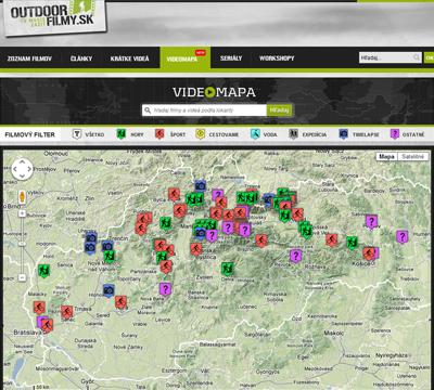 Videomapa