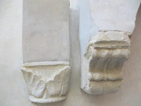 Námestie sv. Trojice 14 - nádvorie (detail)