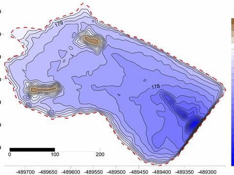 Triangulation with Linear Interpolation
