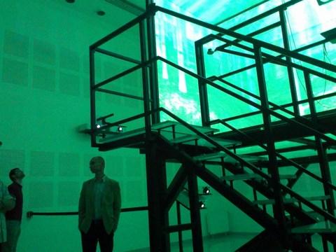 3D virtuálna jaskyňa v priestoroch Technickej univerzity vo Zvolene