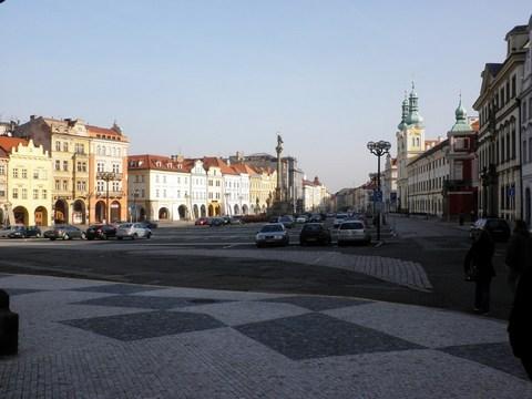 náhodný obrázok z galérie Hradec Králové