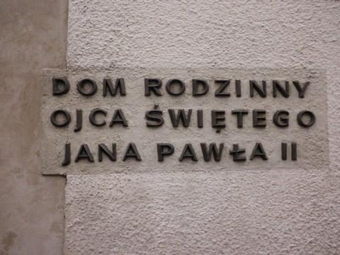 náhodný obrázok z galérie Krakow, Wadowice