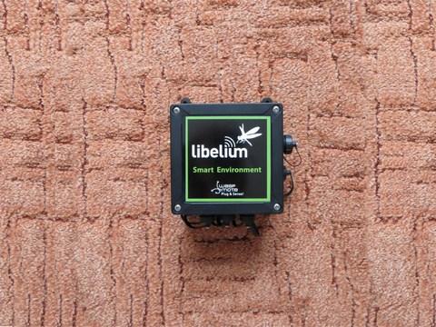 Libelium: komplexný monitoring