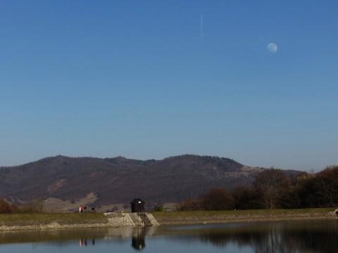 náhodný obrázok z galérie Mesiac nad Banskou Štiavnicou