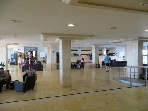 Hotel Hesperia Sabinal - recepcia