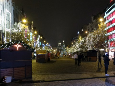náhodný obrázok z galérie Vianočná Praha - 2013