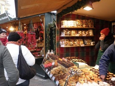 náhodný obrázok z galérie Vianočná Viedeň 2009