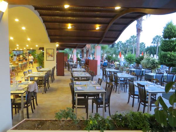 Vonkajšia reštaurácia